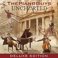 The Piano Guys - Uncharted [Korea Deluxe Edition][CD+DVD]