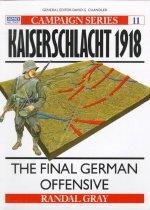 Kaiserschlacht 1918 (Paperback)