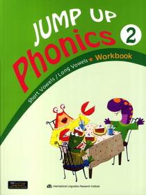 JUMP UP Phonics 2 - Workbook