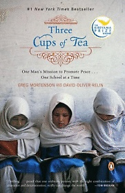 Three Cups of Tea (Paperback)