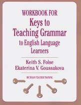 """<font title=""""Workbook for Keys to Teaching Grammar to English Language Learners (Paperback) """">Workbook for Keys to Teaching Grammar to...</font>"""
