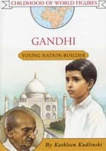 Gandhi: Young Nation Builder (Paperback)