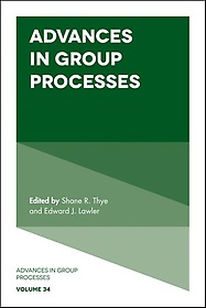 Advances in Group Processes (Hardcover)
