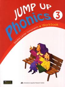 JUMP UP Phonics 3 - Workbook