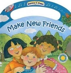 Make new friends (Paperback+CD)