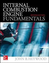 Internal Combustion Engine Fundamentals (Hardcover)