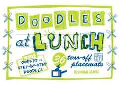 Doodles at Lunch (Paperback)