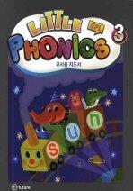Little Phonics 3 : Teacher's Guide (Paperback)