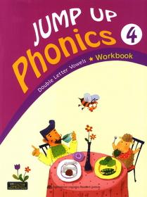 JUMP UP Phonics 4 - Workbook
