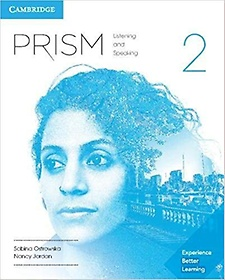 Prism Level 2 Student's Book with Online Workbook Listening and Speaking (Paperback) 책표지