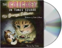 """<font title=""""The Cricket in Times Square : Audio CD (CD/ Unabridged Ed./ 도서별매)"""">The Cricket in Times Square : Audio CD (...</font>"""