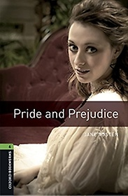 "<font title=""Pride and Prejudice - Oxford Bookworms Library 6(Audio Pack)"">Pride and Prejudice - Oxford Bookworms L...</font>"