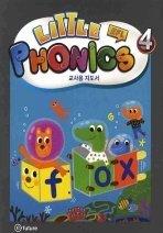 Little Phonics 4 : Teacher's Guide (Paperback)