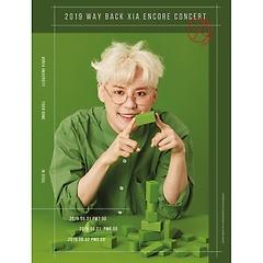 김준수(XIA) - 2019 WAY BACK XIA ENCORE CONCERT [DVD]