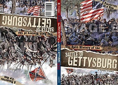 """<font title=""""The Split History of the Battle of Gettysburg (Library Binding)"""">The Split History of the Battle of Getty...</font>"""