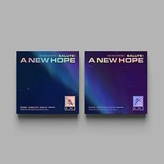 에이비식스(AB6IX) - SALUTE : A NEW HOPE [3rd EP][REPACKAGE][NEW+HOPE ver.][패키지]
