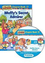 Arthur Chapter Book 17. Muffy's Secret Admirer (Paperback + CD)