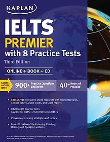 """<font title=""""IELTS Premier with 8 Practice Tests (Paperback / 3rd Ed.)"""">IELTS Premier with 8 Practice Tests (Pap...</font>"""