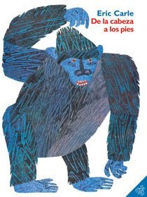 De la Cabeza A los Pies (Paperback/ Picture/Wordless)  - Spanish Edition