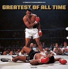 "<font title=""Greatest of All Time - A Tribute to Muhammad Ali (Hardcover)"">Greatest of All Time - A Tribute to Muha...</font>"