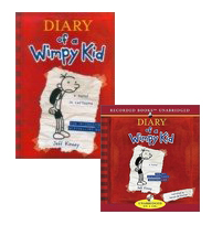 Diary of a Wimpy Kid #1 패키지 (Paperback + Audio CD: 2)