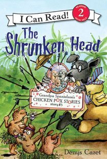 The Shrunken Head (Hardcover)
