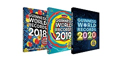 기네스 세계기록 2018~2020 3권 세트