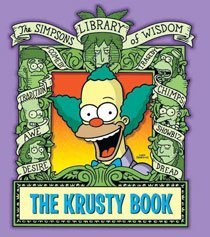The Krusty Book (Hardcover)