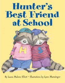 Hunter's Best Friend at School (Paperback/ Picture/Wordless)