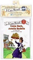 Come Back, Amelia Bedelia Book and CD (I Can Read Book 2) [ABRIDGED] [AUDIOBOOK] (Audio CD/미국판)