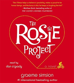 The Rosie Project (CD / Unabridged)