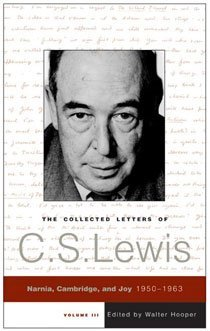 """<font title=""""The Collected Letters of C.S. Lewis: Narnia, Cambridge, and Joy, 1950 - 1963 (Hardcover) """">The Collected Letters of C.S. Lewis: Nar...</font>"""