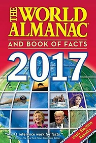 "<font title=""The World Almanac and Book of Facts 2017 (Paperback)"">The World Almanac and Book of Facts 2017...</font>"