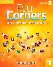 Four Corners Level 1 : Student's Book (Paperback+CD)