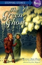 The Green Ghost: A Stepping Stone Book (Paperback)
