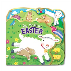 """<font title=""""Tell Me About Easter (Hardcover / Board Book)"""">Tell Me About Easter (Hardcover / Board ...</font>"""