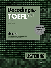 "<font title=""Decoding the TOEFL iBT LISTENING Basic (New TOEFL Edition)"">Decoding the TOEFL iBT LISTENING Basic (...</font>"