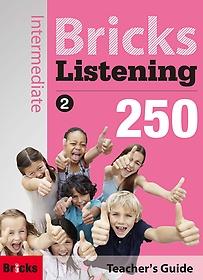 """<font title=""""Bricks Listening Inter 250-2 (Teacher"""