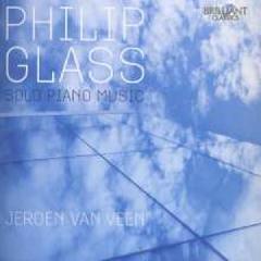 Jeroen van Veen - 필립 글래스: 피아노 독주 작품집 (Philip Glass: Works for Piano Solo) (3CD)