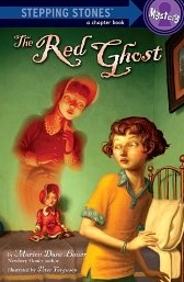 The Red Ghost: A Stepping Stone Book (Paperback)