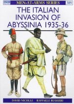 The Italian Invasion of Abyssinia 1935-36 (Paperback)