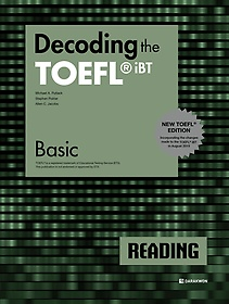 "<font title=""Decoding the TOEFL iBT READING Basic (New TOEFL Edition)"">Decoding the TOEFL iBT READING Basic (Ne...</font>"