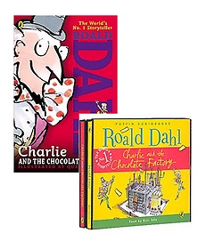 Charlie and the Chocolate Factory 패키지 (Paperback+ Audio CD: 3)