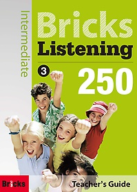 """<font title=""""Bricks Listening Inter 250-3 (Teacher"""