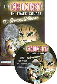 """<font title=""""The Cricket in Times Square (Paperback+ MP3 CD:1)"""">The Cricket in Times Square (Paperback+ ...</font>"""