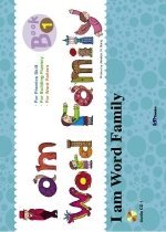 I am Word Family Book 1