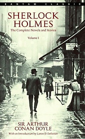 """<font title=""""Sherlock Holmes: The Complete Novels and Stories, Vol. 1 (Paperback)"""">Sherlock Holmes: The Complete Novels and...</font>"""