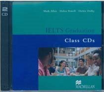 "<font title=""IELTS Graduation - Class CDs (Audio CD:2/ 교재별매)"">IELTS Graduation - Class CDs (Audio CD:2...</font>"