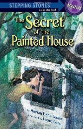 The Secret of the Painted House: A Stepping Stone Book (Paperback)