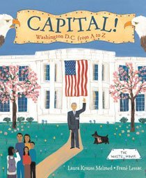 Capital!: Washington D.C. from A to Z (Paperback/ Picture/Wordless)